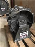 Kompaktorhjul - ø570 mm total, Andre tromler
