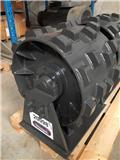 Kompaktorhjul - ø620 mm total, Andre tromler