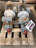 Powerpack 5.5 kW/7.5 HP A. Johnson & Co. A/S, Dieselgeneratorer