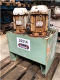 Rexroth Powerpack Rexroth, Dieselgeneraattorit
