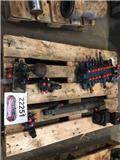 Volvo EC 20, Otros componentes