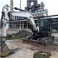 Bobcat E 80, 2012, Mini excavators < 7t (Mini diggers)