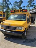 Ford Collins, 1992, School bus