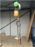 U-Mega hijslift, Övriga grönytemaskiner