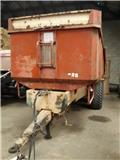Record 16 ton kipper, Tipper trailers