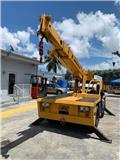 Broderson IC 80-1 B, Mobile and all terrain cranes
