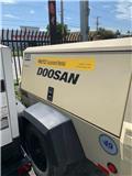 Doosan P185 WJD, 2013, Kompressoren
