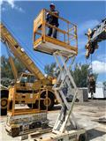 CUSTOM EQUIPMENT HB1030, 2007, Scissor lift