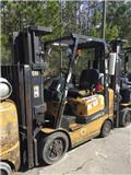 Caterpillar GC 20 K, Diesel Trucker
