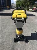 Cormac RM80H, Vibrationsgeräte