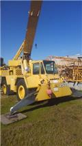 Grove RT 58 D, 1991, Rough terrain cranes