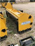 Horst 3500X, Snow Blades And Plows