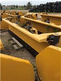 Horst SB4200W1218, 제설 블레이드 및 제설기
