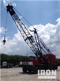 Link-Belt HC-108 C, Tracked cranes