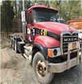 Mack Granite CV 713, 2005, Konténer keretes / Konténeres teherautók