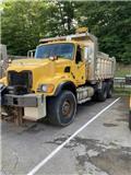 Mack Granite CV 713, 2005, Kiper kamioni