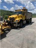 Mack Granite CV 713, 2004, Kiper kamioni