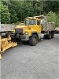 Mack RD 688 S, 2003, Kiper kamioni