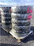 Michelin 12.00.R20 XML, Gume, kolesa in platišča