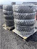 Michelin 12.00R20 XZL, Renkaat ja vanteet