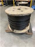 3/8 6X26 Compacted & Swaged Wire Rope، أجزاء ومعدات رافعات