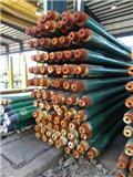 Drill Pipe, 4-1/2in, Spiraled, HW,, Otros equipamientos de construcción