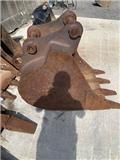 Excavator Bucket، كابينة والداخلية