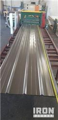 Sheets of Steel Roofing/Siding - Unused, Warehouse equipment - other