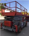 SkyJack SJ 9250, 2003, Plataformas tijera
