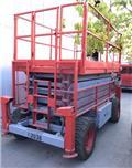 SkyJack SJ7135, 2005, Plataformas tijera