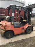Toyota 7 FG U 25, Diesel Forklifts