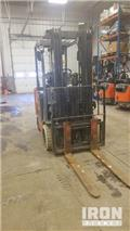 Toyota 8 FB CU 32, 2013, Electric Forklifts