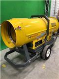 Wacker Neuson HI400 HD G, Oprema za grijanje i odmrzavanje