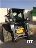New Holland C 185, 2007, Crawler loaders
