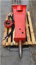Zamo 320S, 2000, Hydraulic pile hammers