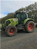 CLAAS Axion 820, Traktorer