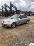 Honda Civic, 2002, Biler