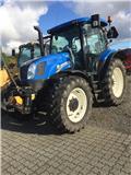 New Holland T 6.120 EC, 2012, Traktori