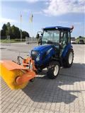 New Holland Boomer 50 HST, Micro tracteur