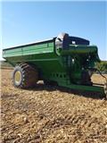 Brent 1194, 2008, Carros de trasladar grano