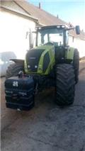 Claas Axion 850, 2011, Tractors