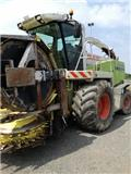 CLAAS Jaguar 900, 2008, Silaj makinasi