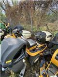 Cub Cadet LTX 1042, 2010, Riding mowers