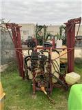 Hardi 600, Mounted sprayers
