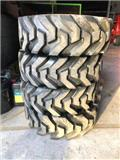 JCB 8018, Tyres, wheels and rims