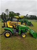 John Deere 1023 E, 2017, Tractores compactos