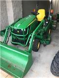 John Deere 1025 R, 2015, Traktor compact