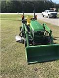 John Deere 1025 R, 2014, Tractores compactos