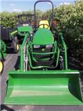 John Deere 1025 R, 2014, Kompaktie traktori