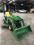 John Deere 1025 R, 2016, Compact tractors